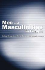 Men and Masculinities in Europe cover