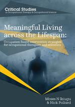 Cover of Meaningful Living across the Lifespan